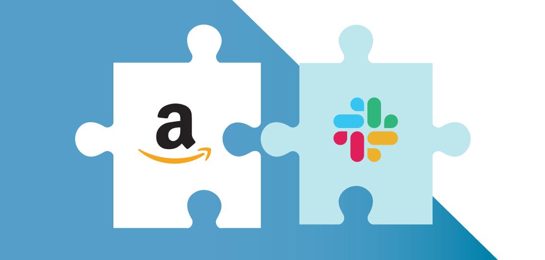 Partnership between Amazon and Slack