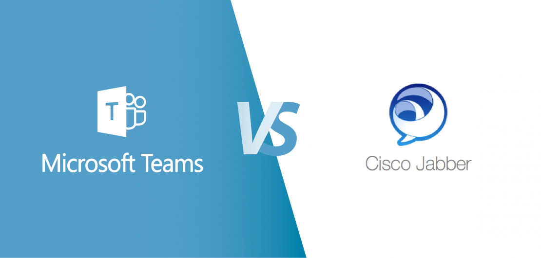 Microsoft Teams vs. Cisco Jabber