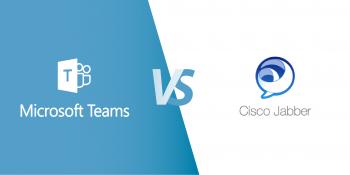 Microsoft Teams vs. Cisco Jabber — Should You Upgrade?