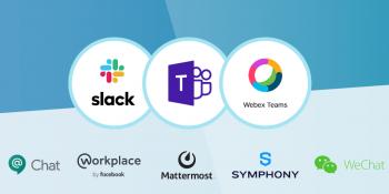 Alternatives to Slack, Microsoft Teams, and Cisco WebEx Teams Ranked