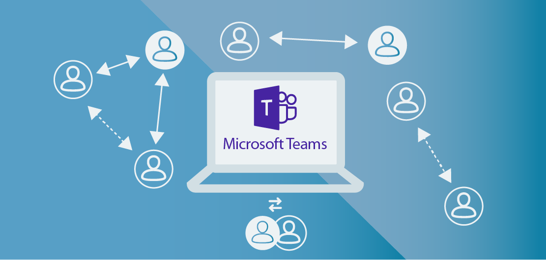 The Features of Microsoft Teams such as Guest Access