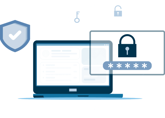 Connect securely with outside organizations